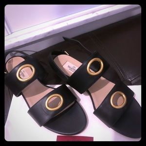 Brand new Valentino sandals size 8